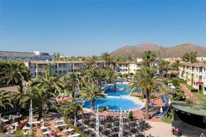 Alcudia Garden - Kindvriendelijk appartement op Mallorca - met zwembad