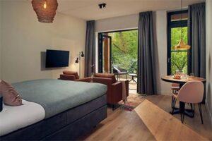 Hotel in bos - Boutique Hotel Beekhuizen - Hotelkamer