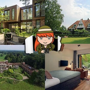 10x hotels in de natuur en het bos in Nederland