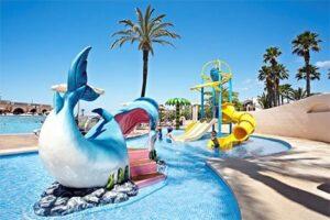 Kinderhotel Menorca - Grupotel Mar de Menorca - Zwembad