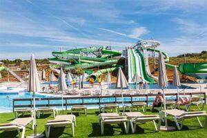 Kindvriendelijk hotel met glijbanen - Menorca Hotel Sur Menorca