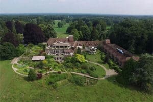 Luxe hotel in de natuur - Landgoed de Wilmersberg
