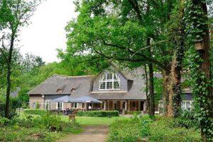 Hotel in de natuur en in het bos Achterhoek - Landgoedhotel Woodbrooke Barchem