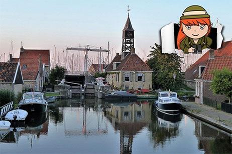 De 4 mooiste overnachtingen met aanlegsteiger voor je sloep in Nederland