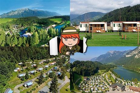 Stacaravan Oostenrijk: 7x de beste tips voor campings met stacaravans