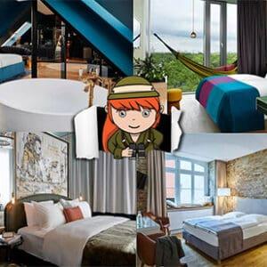 10x de mooiste boutique hotels in Berlijn