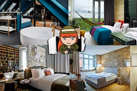 10x de mooiste boutique hotels in Berlijn