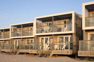 Huisje aan zee - Largo Beach Villa's Hoek van Holland