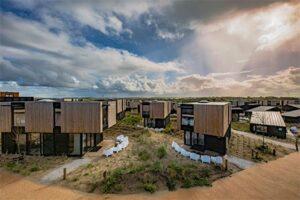 Huisje aan zee - Qurios Vakantiepark Zandvoort