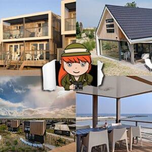 Huisje aan zee in Nederland: 5 tips