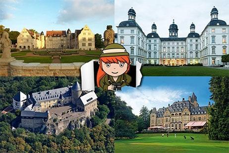5x de mooiste kasteelhotels in Duitsland voor een weekend weg