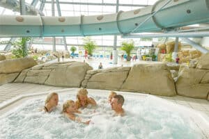 Landal Denemarken - Landal Vakantiepark Seawest Zwembad