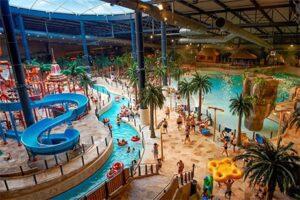 Vakantiepark Denemarken - Lalandia Billund - Zwembad
