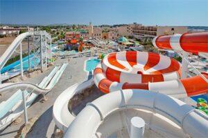 Atlantica Aegean Blue Hotel - Hotel met aquapark Rhodos
