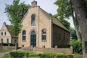 Bijzonder overnachten Ameland - Nobel Suites - Slapeni n een kerk