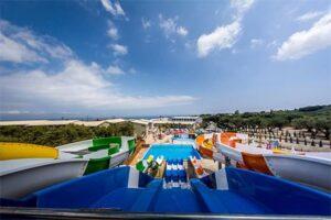 Caretta Paradise Hotel - Waterpark Hotel met glijbanen aquapark Zakynthos