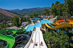 Fodele Beach Waterpark Holiday Resort - Hotel met glijbanen KReta