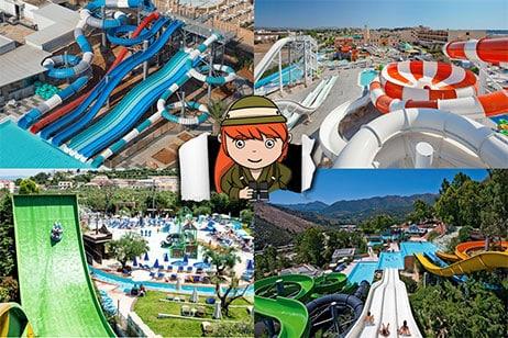 12 tips voor hotels met aquapark in Griekenland
