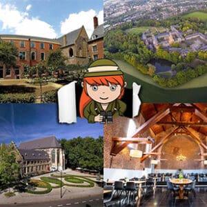 8x de mooiste kloosterhotels in Nederland