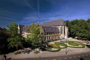 Kruisherenhotel Maastricht - Kloosterhotel Nederland