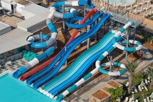 Lyttos Beach Hotel - Hotel met Aquapark op Kreta