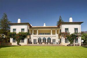 Quinta da Casa Branca - Kleinschalig hotel op Madeira - romantisch
