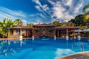 Quinta Jardins do Lago Romantisch klein hotel op Madeira