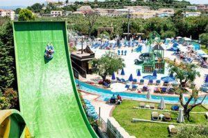 Splashworld Aqua Bay - Hotel met aquapark Zakynthos Griekenland
