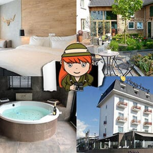 6x Adults only hotels & B&B's in Nederland