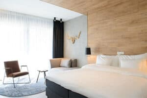Adults Only de Sterrenberg Otterlo - Nederland - Hotelkamer