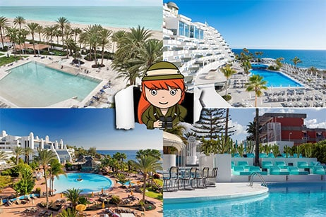 De 6 mooiste adults only hotels op de Canarische Eilanden
