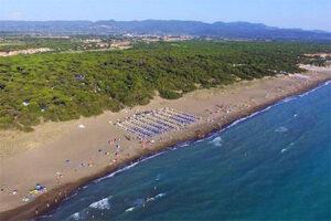 Camping Ertruria - Camping Toscane aan de kust