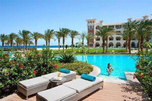 Baron Palace Hurghada - Swim up kamer Egypte