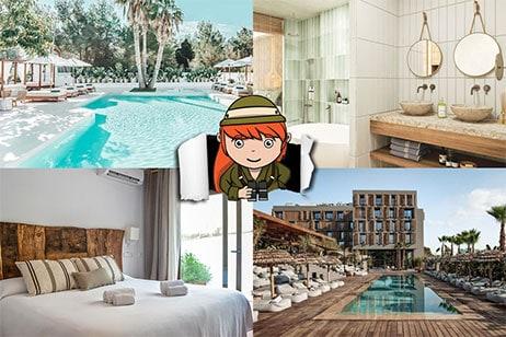 6x de mooiste boutique hotels op Ibiza