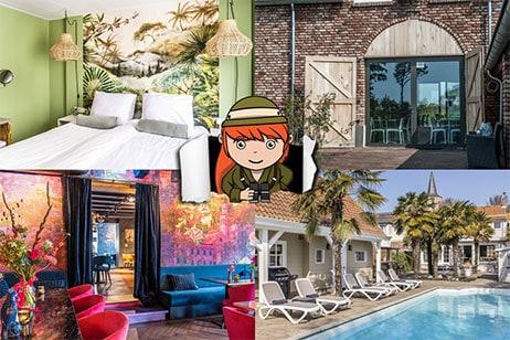 9x de mooiste boutique hotels in Zeeland
