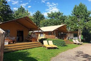 Camping Birkelt - Glamping in Luxemburg - Safaritent