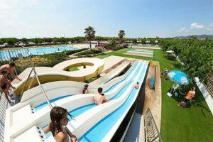 Camping Costa Brava aan de kust - Resort Els Pins
