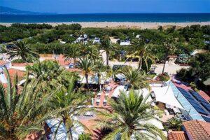 Camping Costa Brava aan zee - Camping Aquarius