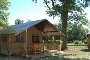 Camping Fuusekaul - Glamping Luxemburg - Safaritent