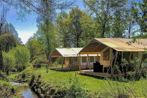 Camping Vakantiepark Walsdorf - Glamping Luxemburg - Lodgetent
