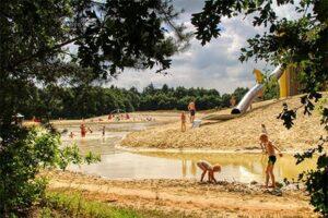 Camping met zwemmeer - Camping Berenkuil
