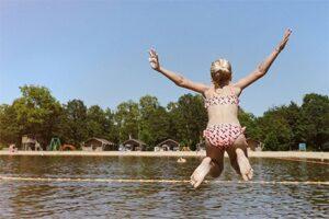 Camping met zwemmeer - Camping Dierenbos