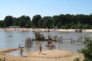 Camping met zwemmeer - Camping Witterzomer