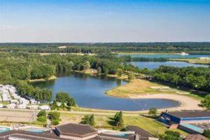 Camping met zwemvijver - Roompot Klein Vink in Limburg