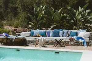 Finca the Yard op Ibiza - Zwembad