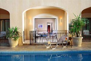 Jaz Aquamarine Resort Hurghada - Swim up kamer Egypte