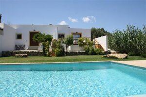 La Pitiusa Agroturismo Ibiza - Zwembad