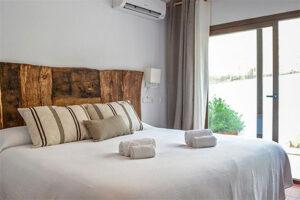 La Torre Ibiza Boutique hotel op Ibiza - hotelkamer