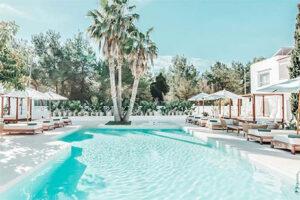Las Mimosas Boetiekhotel Ibiza - zwembad