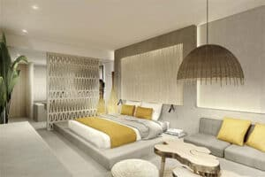Nativo boutique hotel ibiza - hotelkamer